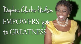 TAL 37: Daphne Clarke-Hudson Empowers You To Greatness