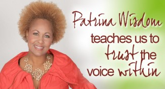 TAL 38: Learning to trust your voice within – Patrina Wisdom